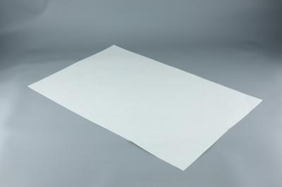 PAPIER INGRAISSABLE BLANC FEUILLE 70X100CM 50G RESIST. HUMIDITE(1 colis=10 U/KG)