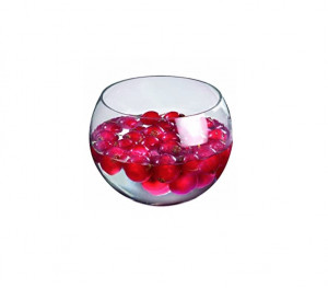 MIGNARDISE MINI COUPELLE SPHERIQUE TRANSPARENTE 13 CL (5 U)