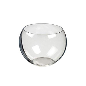 MIGNARDISE MINI COUPELLE SPHERIQUE PET RECYCLABLE TRANSP. H.30XØ45 MM 3CL (10 U)