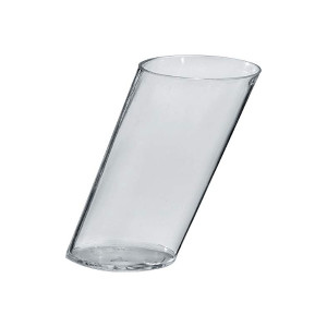 MIGNARDISE MINI VERRE INCLINE 75 ML TRANSPARENT44x40x75 MM  (8 U)
