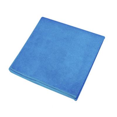 LAVETTE MICROFIBRE BLEUE 40X40 CM 280 GRS/M2 (5 U)