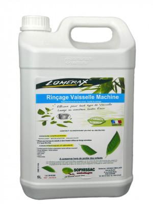 LIQUIDE RINCAGE VAISSELLE MACHINE AUTOMATIQUE LOMERAX 5L (1 U)