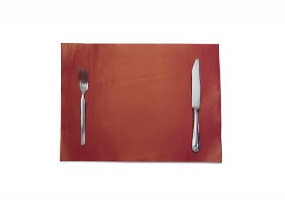 SET DE TABLE TISS-LACK BORDEAUX 30X40 CM (500 U)