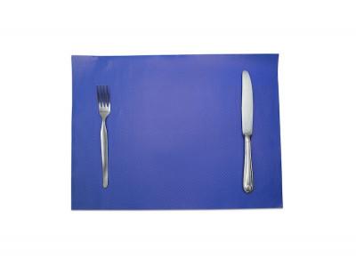 SET DE TABLE TISS-LACK BLEU MARINE 30X40 CM (500 U)