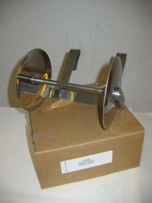 DEROULEUR DE FICELLE INOX SPECIAL BOUCHER A SUSPENDRE (21051) (1 U)