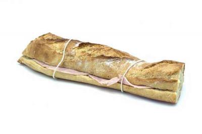 BAGUE ELASTIQUE EN COTON 60 MM SPECIAL SANDWICH (1U=3KG) (1 U)
