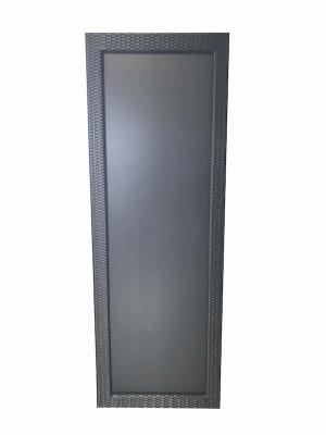 ARDOISE MURALE TRESSE NOIRE 60 X 170 CM (6098) (1 U)