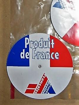 DISQUE VIANDE BOVINE PRODUITS DE FRANCE (2006) (10 U)